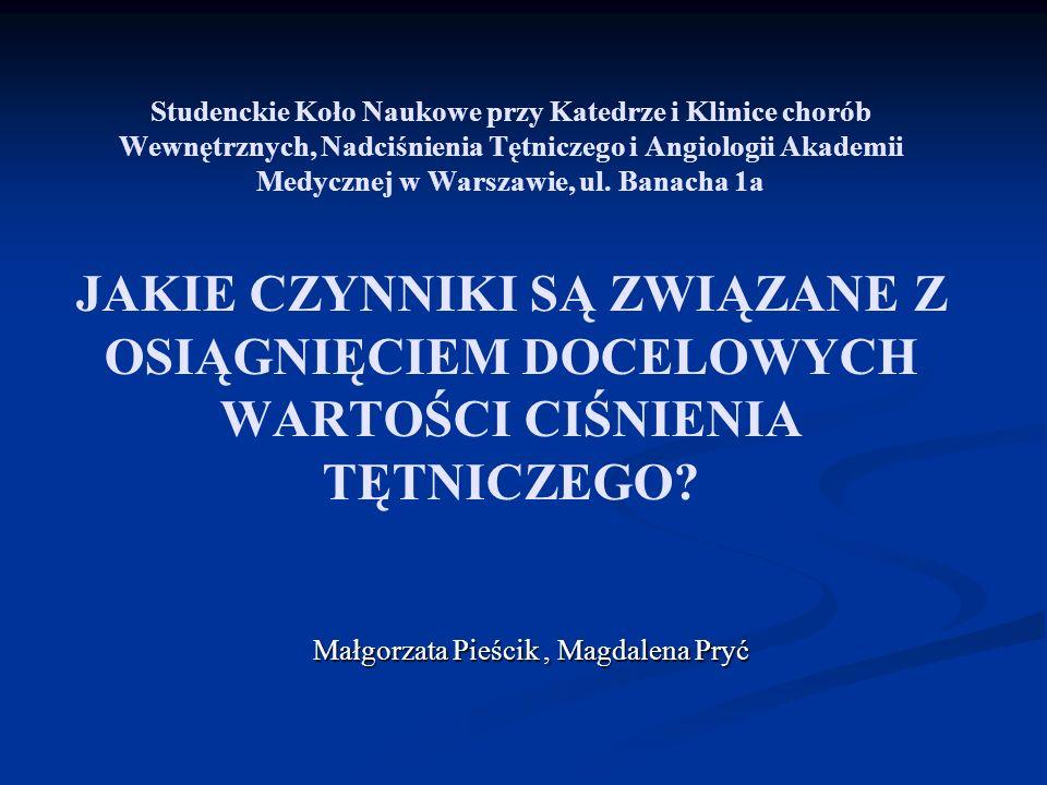 Małgorzata Pieścik , Magdalena Pryć