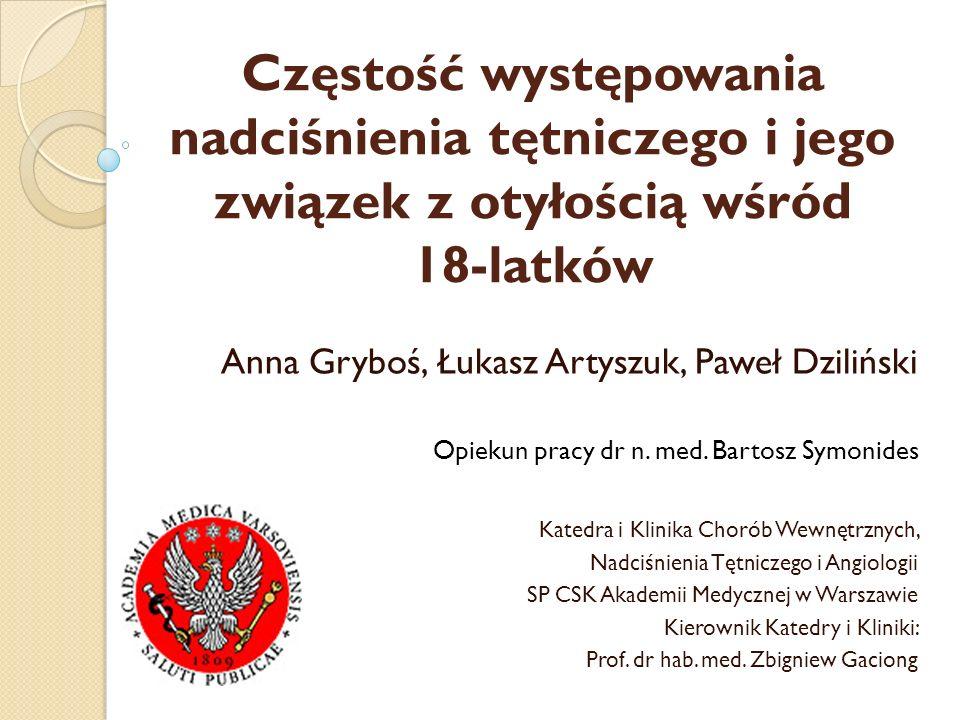 Anna Gryboś, Łukasz Artyszuk, Paweł Dziliński