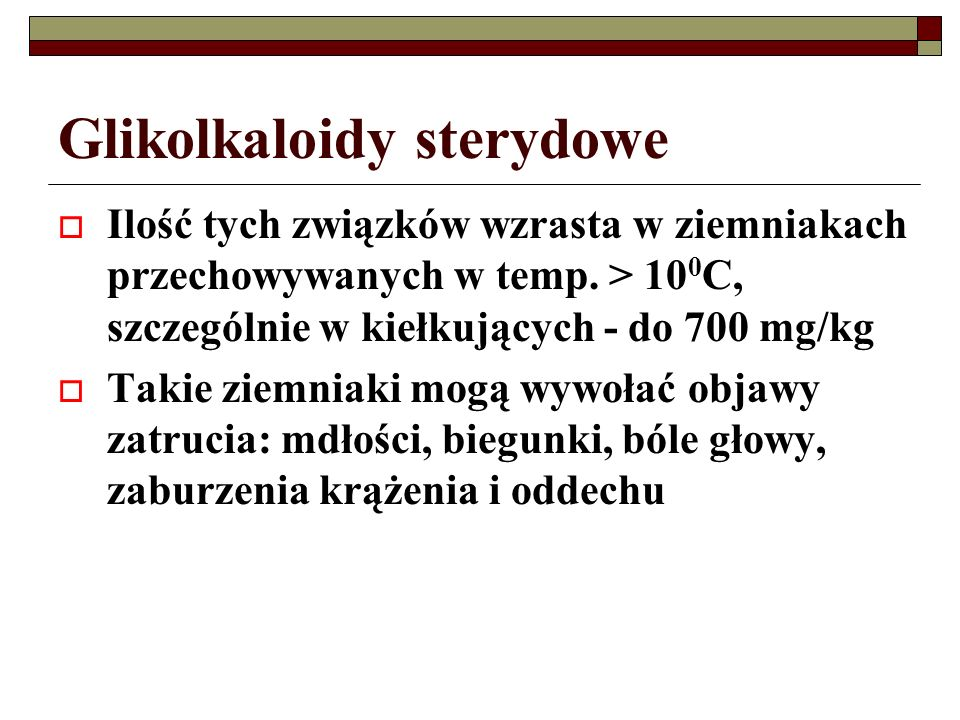 Glikolkaloidy sterydowe