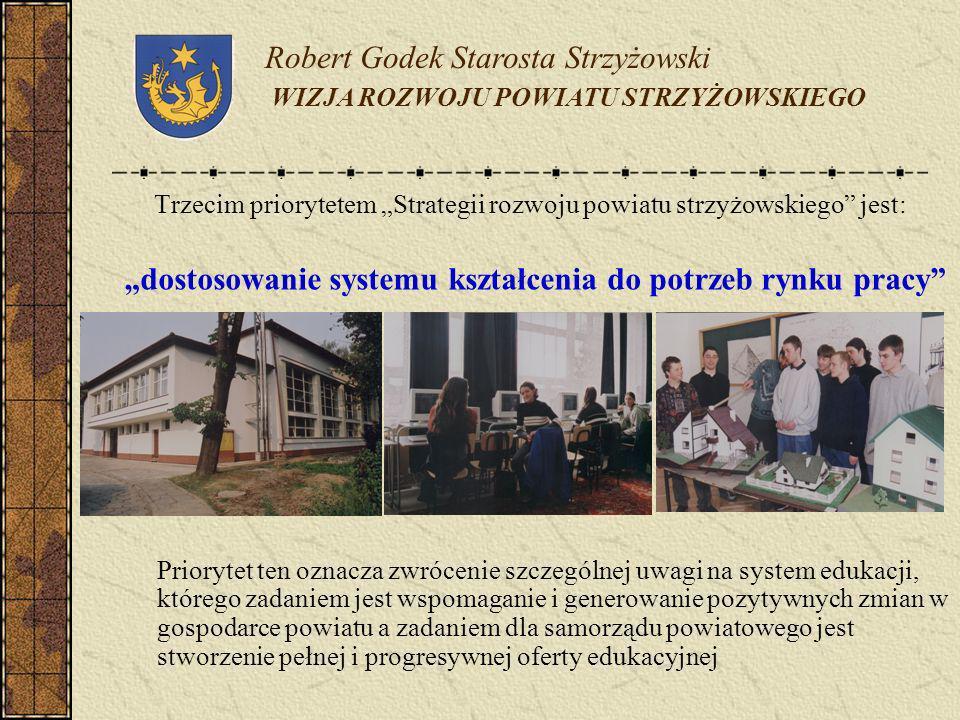 """""""dostosowanie systemu kształcenia do potrzeb rynku pracy"""
