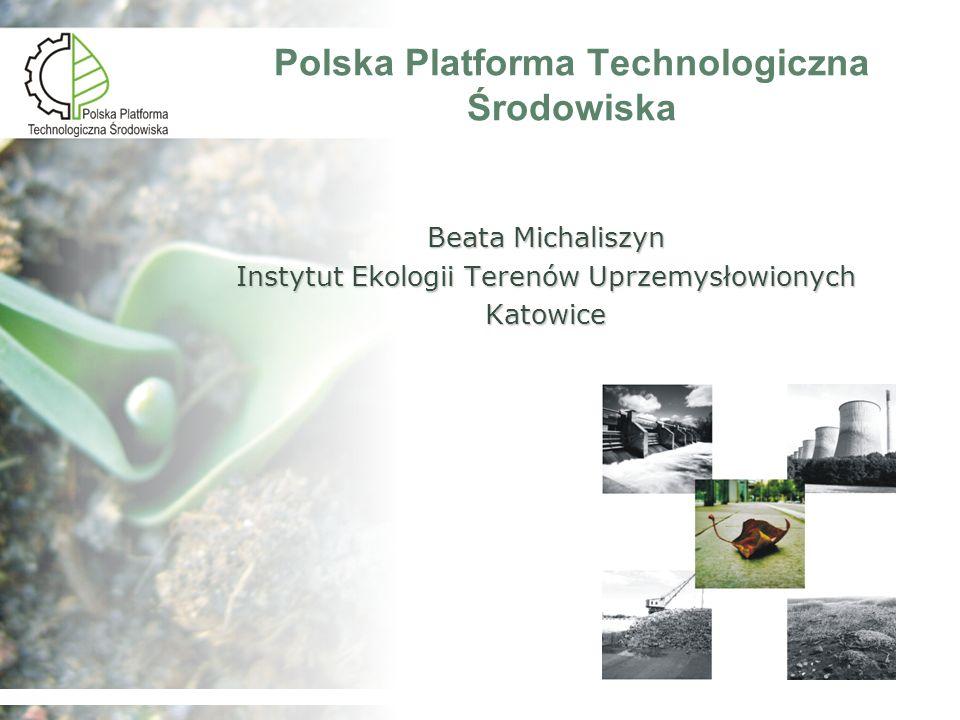 Polska Platforma Technologiczna Środowiska