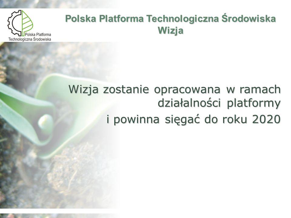 Polska Platforma Technologiczna Środowiska Wizja