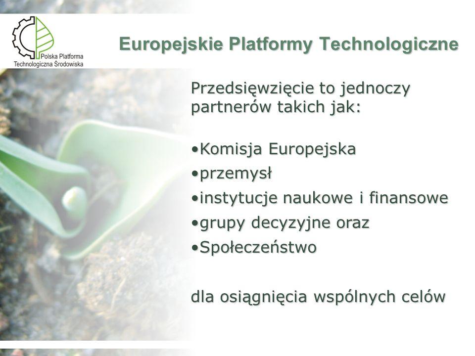 Europejskie Platformy Technologiczne