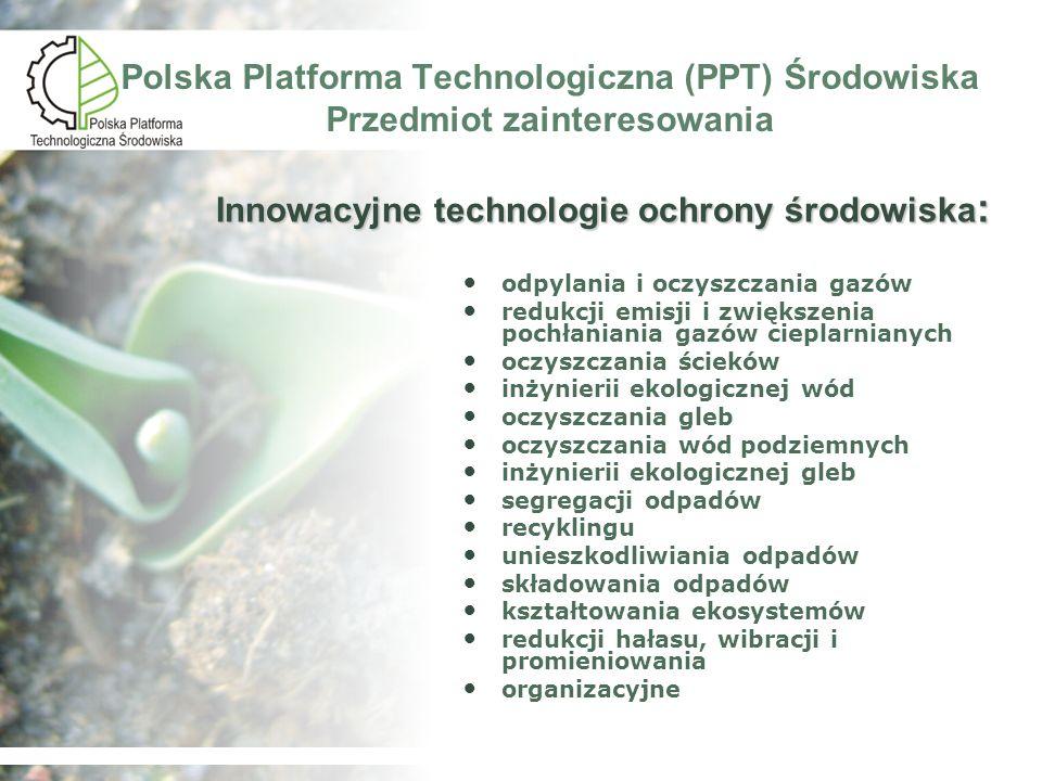 Innowacyjne technologie ochrony środowiska: