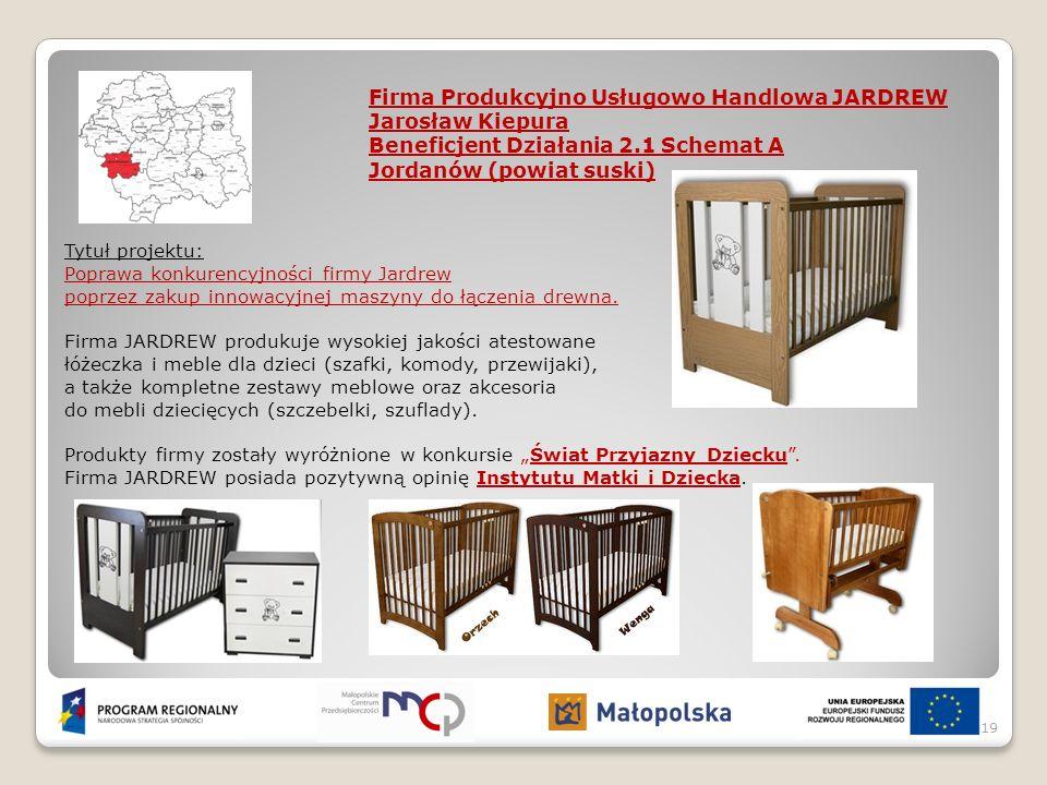 Firma Produkcyjno Usługowo Handlowa JARDREW