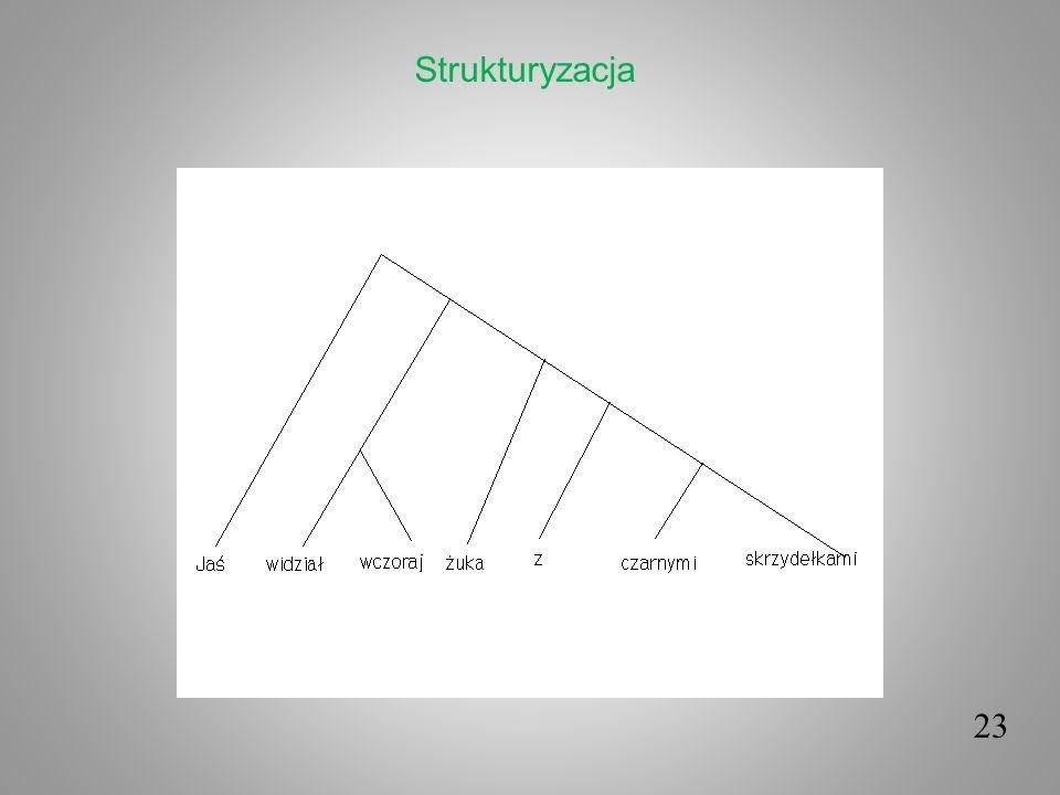 Strukturyzacja 23