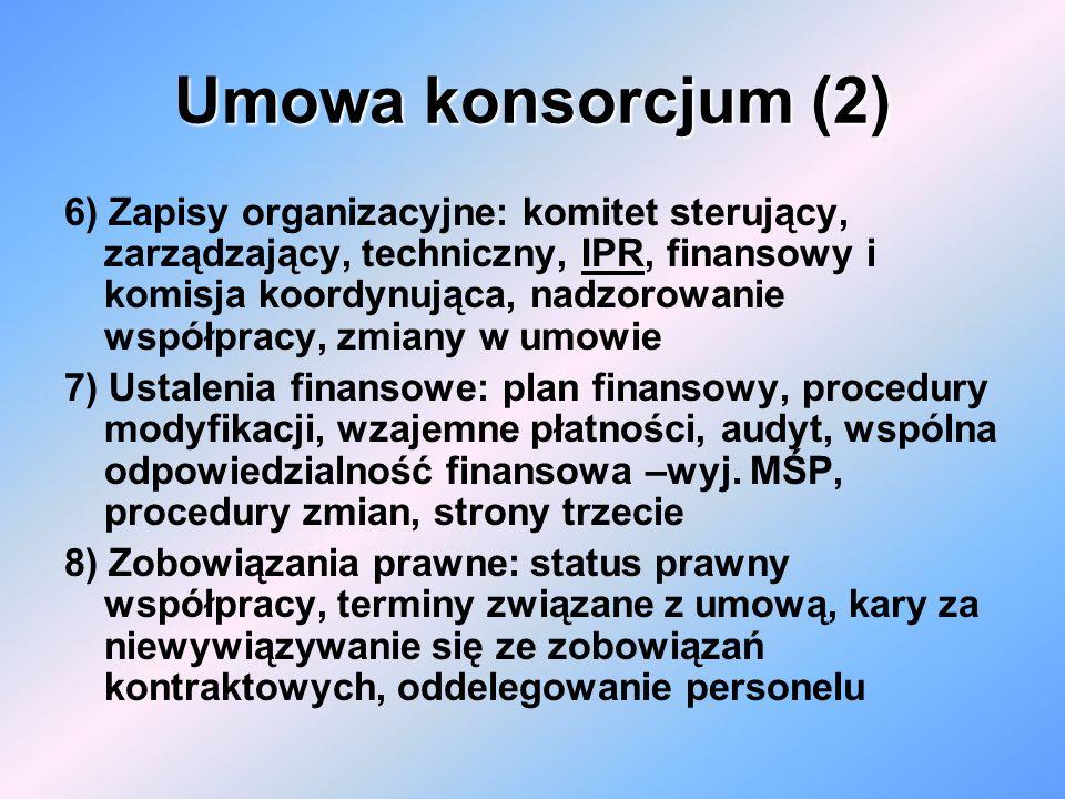 Umowa konsorcjum (2)