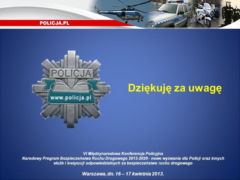 VI Międzynarodowa Konferencja Policyjna