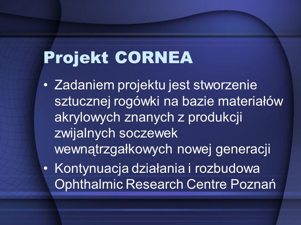 Projekt CORNEA