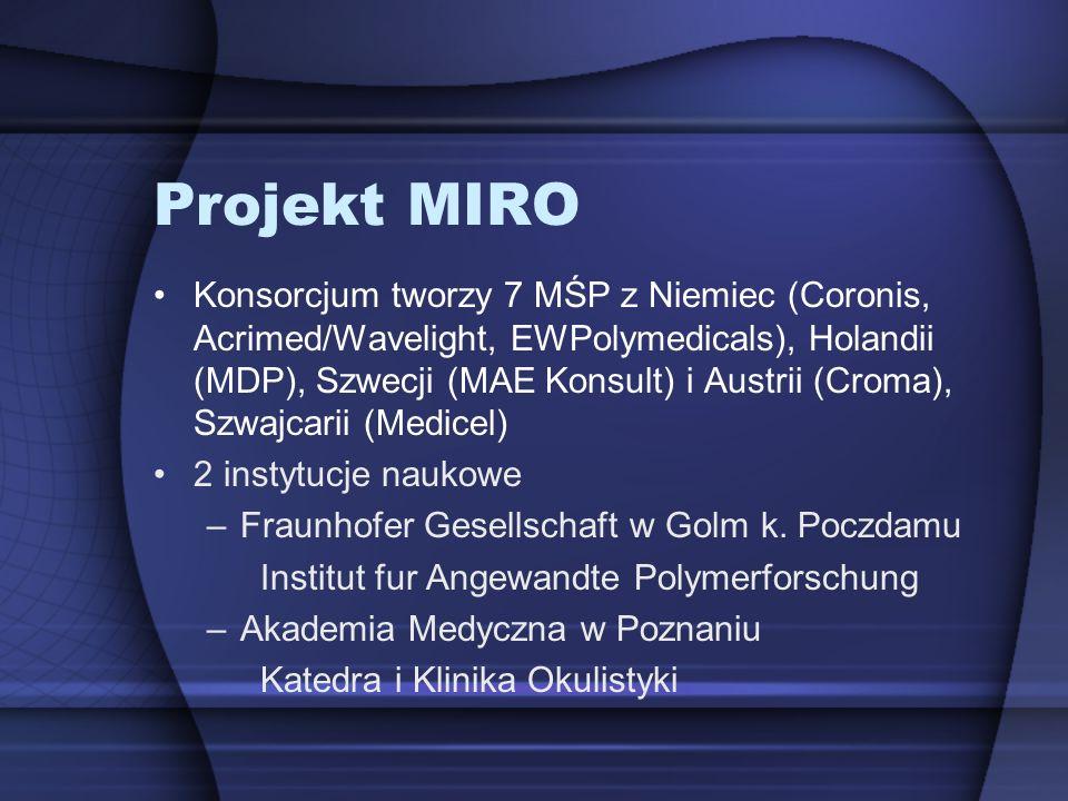 Projekt MIRO