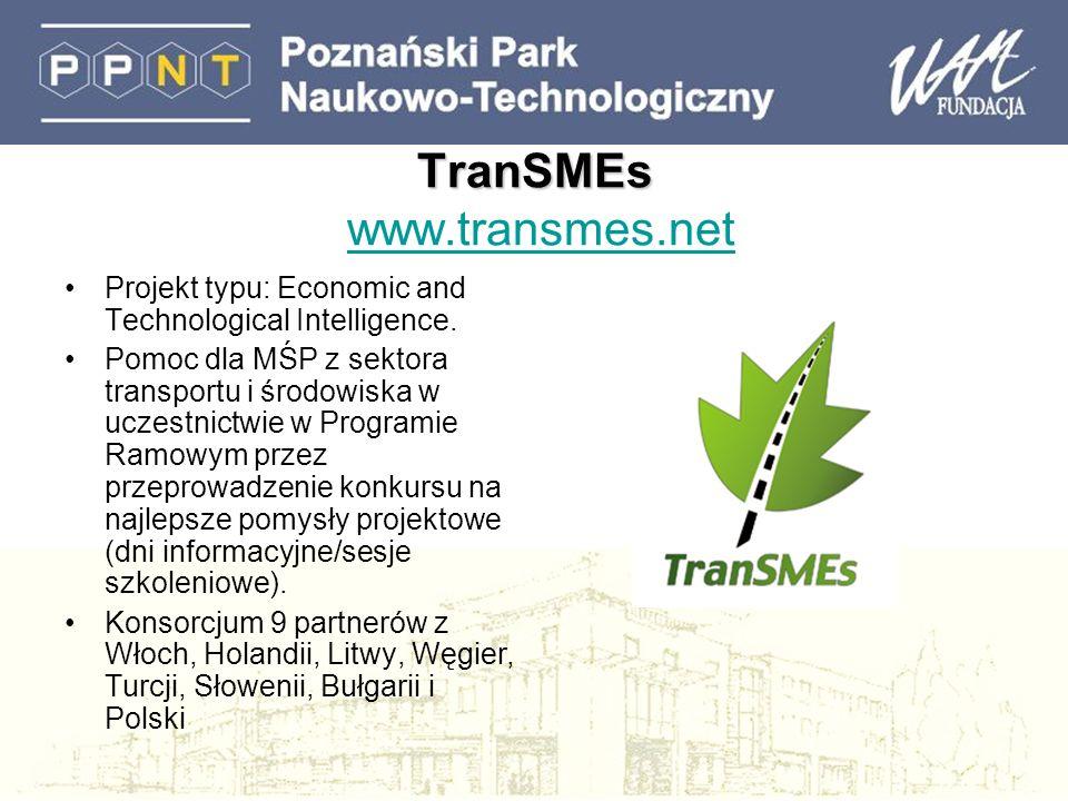 TranSMEs www.transmes.net