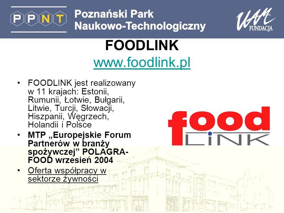 FOODLINK www.foodlink.pl