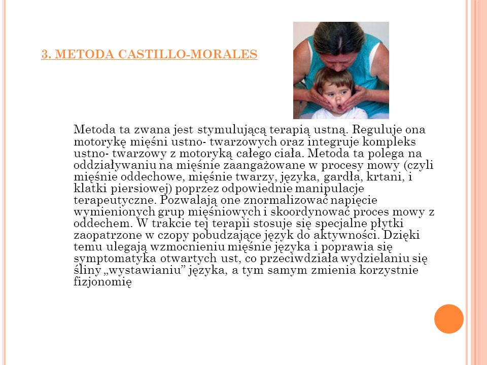 3. METODA CASTILLO-MORALES
