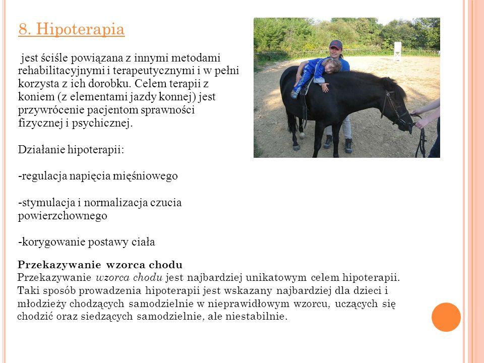 8. Hipoterapia