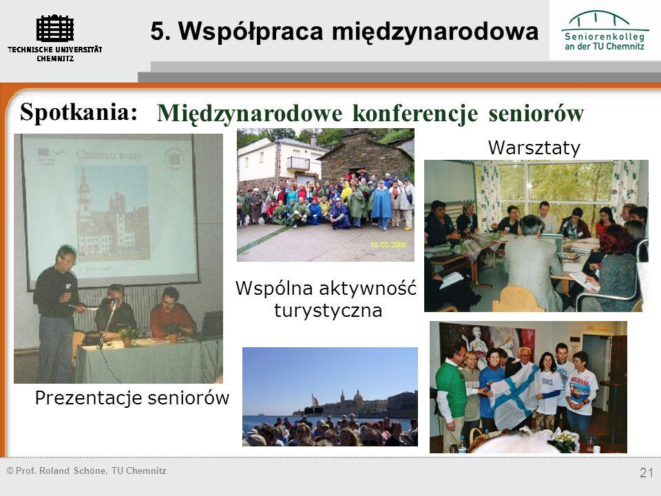 5. Współpraca międzynarodowa