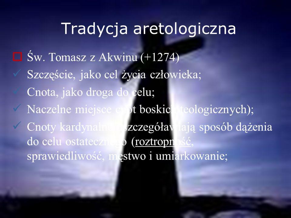 Tradycja aretologiczna
