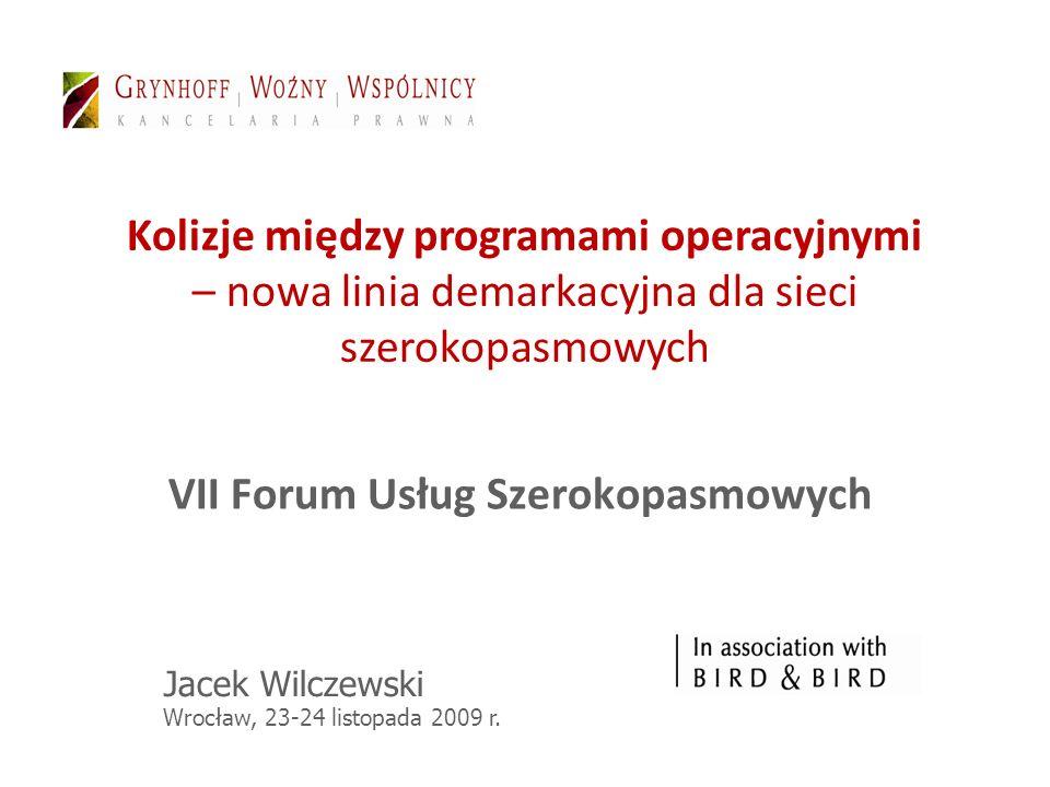 VII Forum Usług Szerokopasmowych