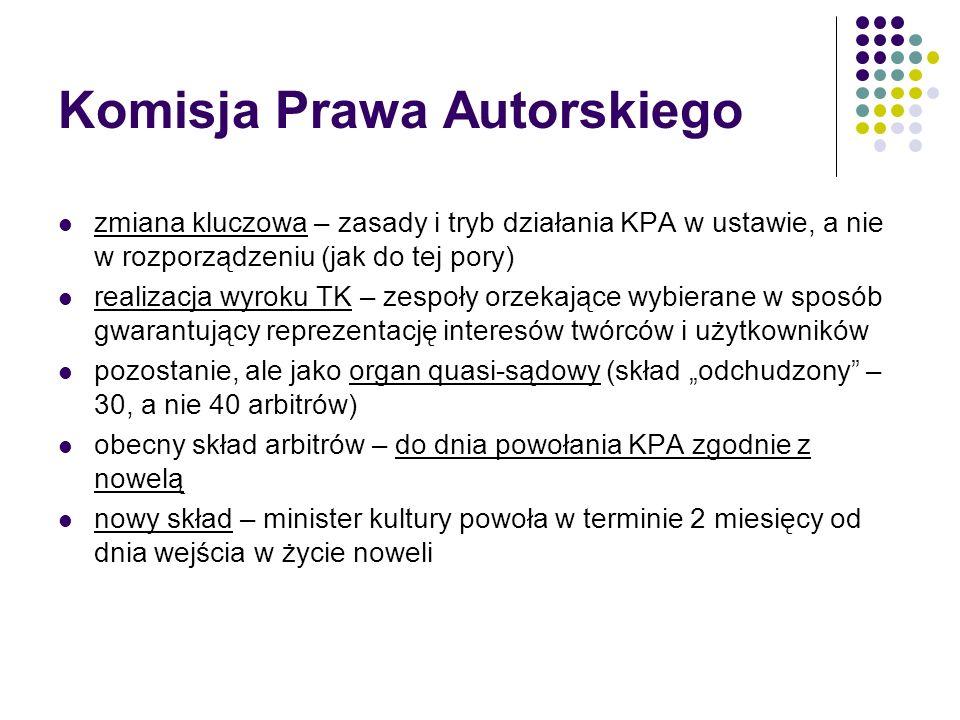 Komisja Prawa Autorskiego