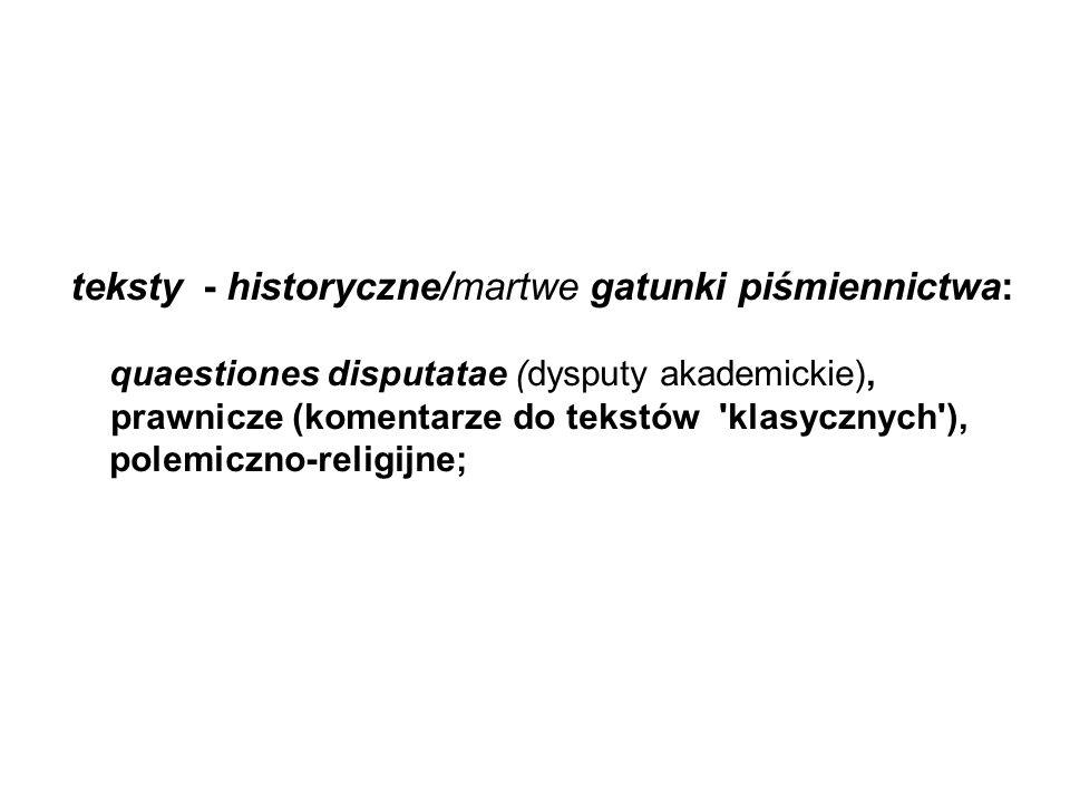 quaestiones disputatae (dysputy akademickie),