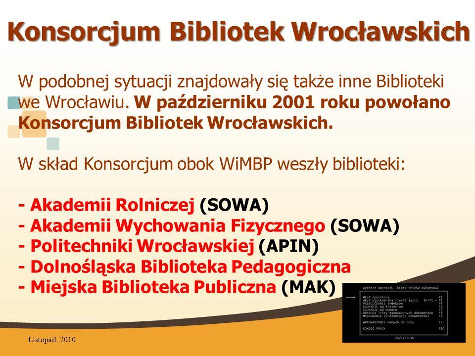 Konsorcjum Bibliotek Wrocławskich