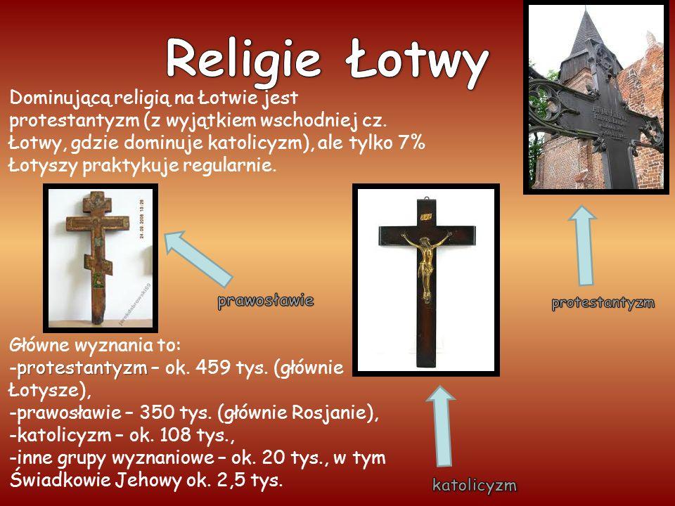 Religie Łotwy