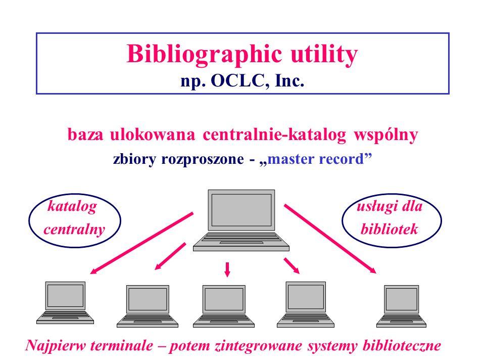 Bibliographic utility np. OCLC, Inc.