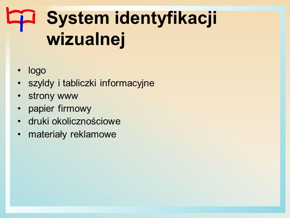 System identyfikacji wizualnej