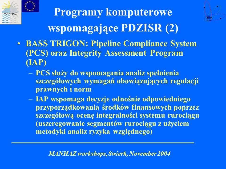 Programy komputerowe wspomagające PDZISR (2)
