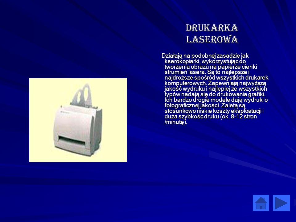 Drukarka Laserowa.