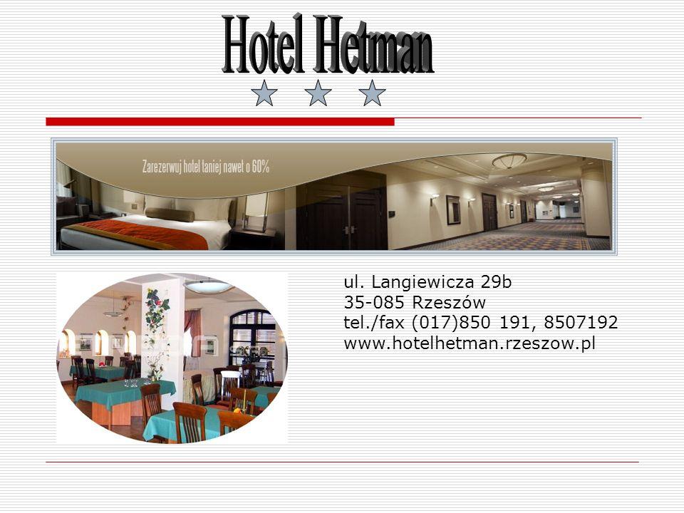 Hotel Hetman ul.