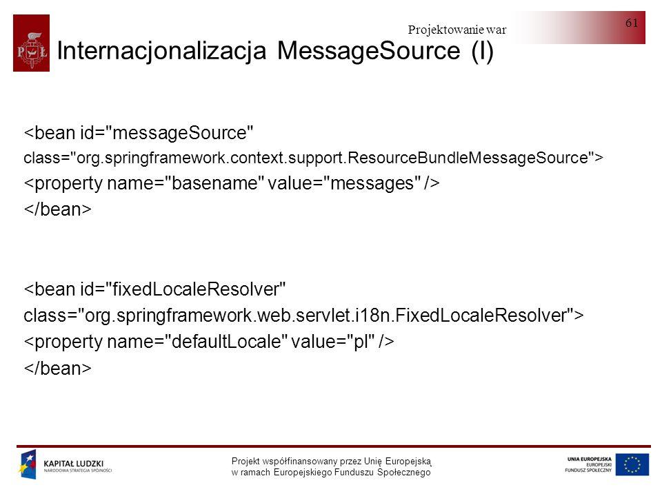 Internacjonalizacja MessageSource (I)
