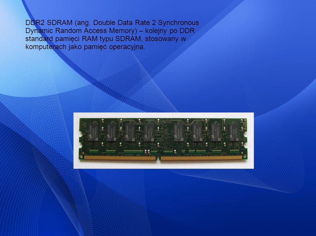DDR2 SDRAM (ang.