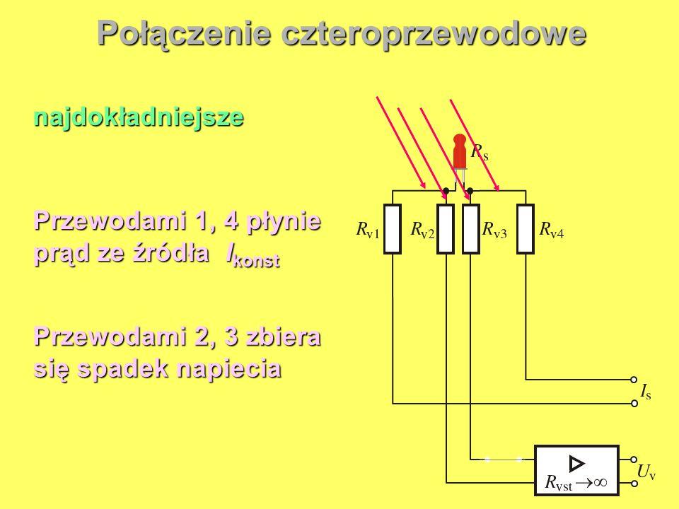 Połączenie czteroprzewodowe