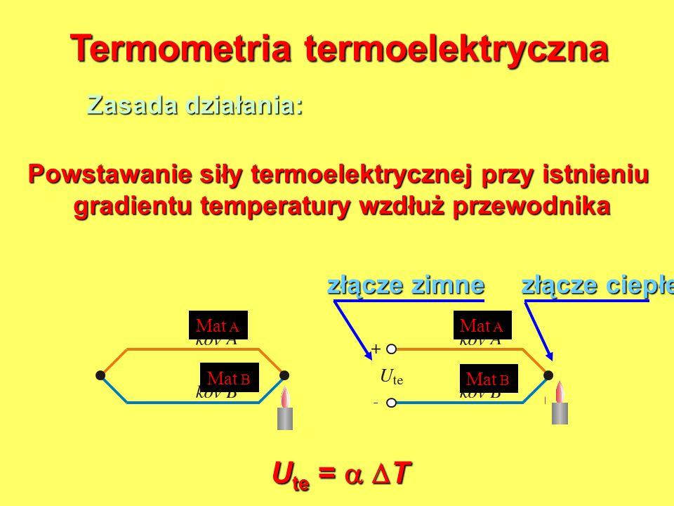 Termometria termoelektryczna