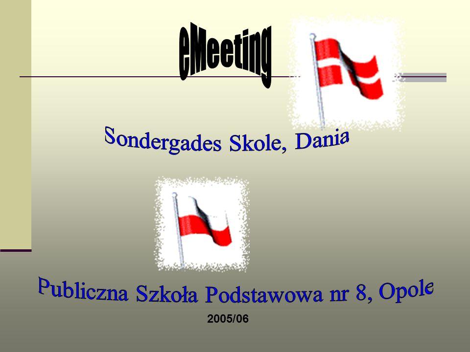 Sondergades Skole, Dania
