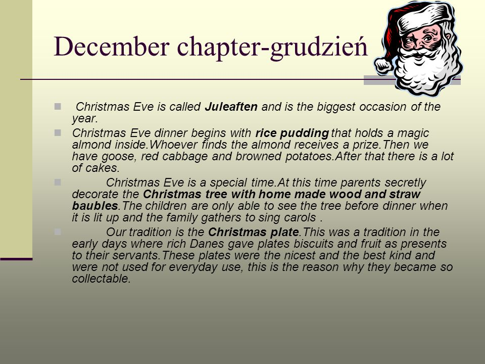 December chapter-grudzień