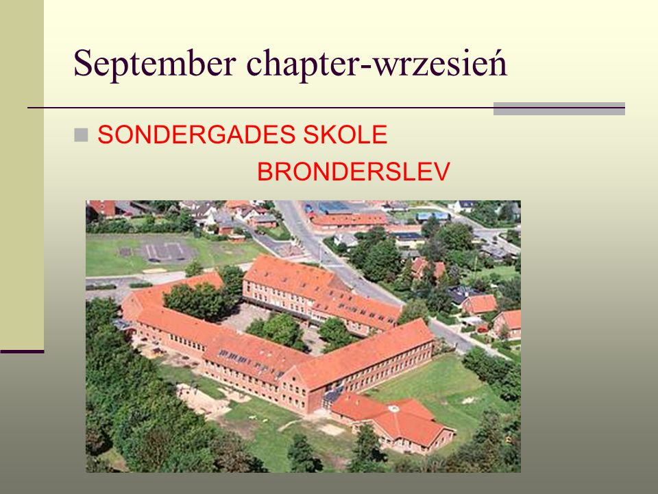 September chapter-wrzesień