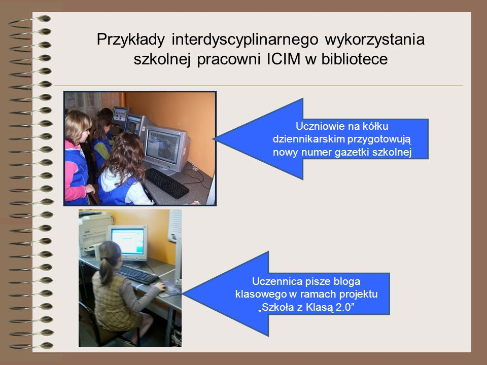 Przykłady interdyscyplinarnego wykorzystania