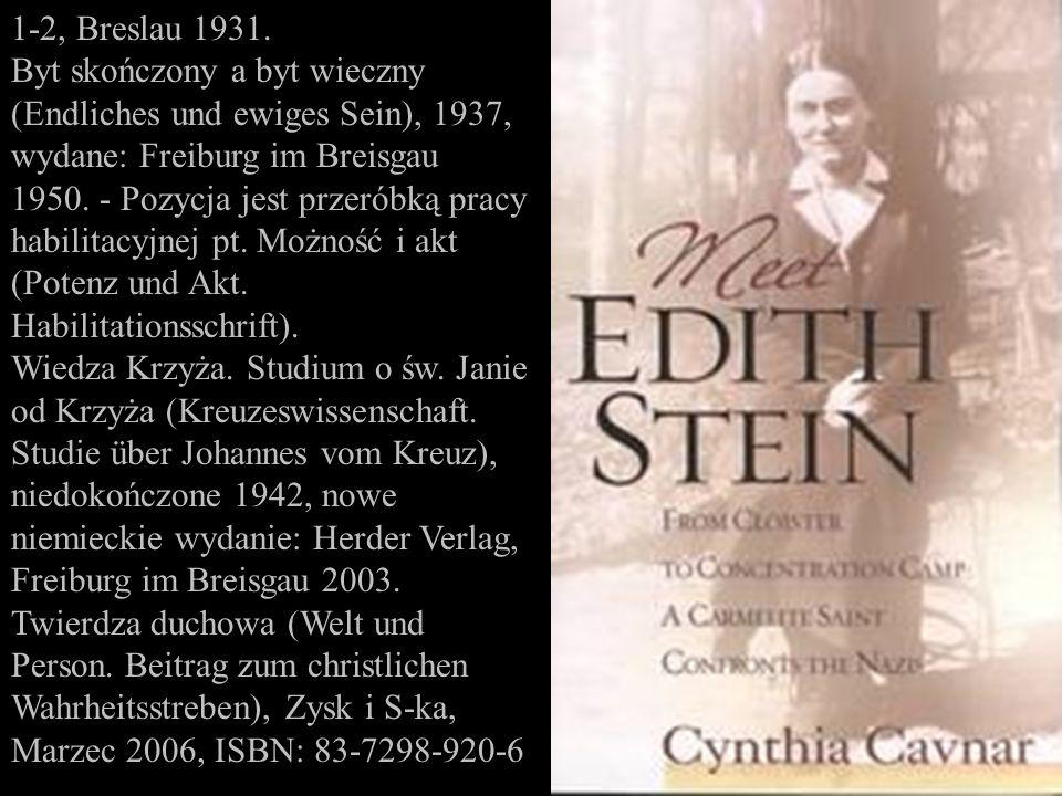 1-2, Breslau 1931.