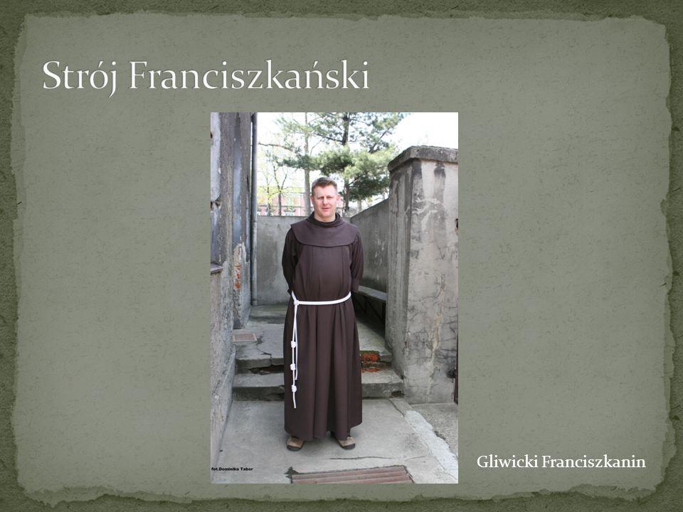 Strój Franciszkański Gliwicki Franciszkanin