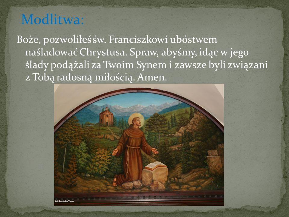 Modlitwa: