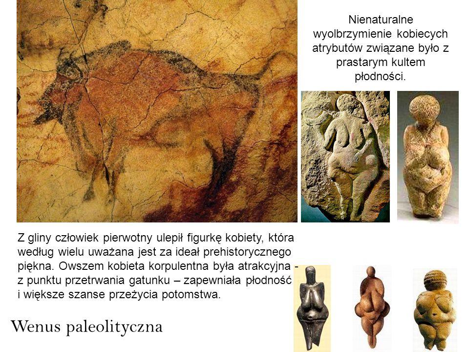 Nienaturalne wyolbrzymienie kobiecych atrybutów związane było z prastarym kultem płodności.