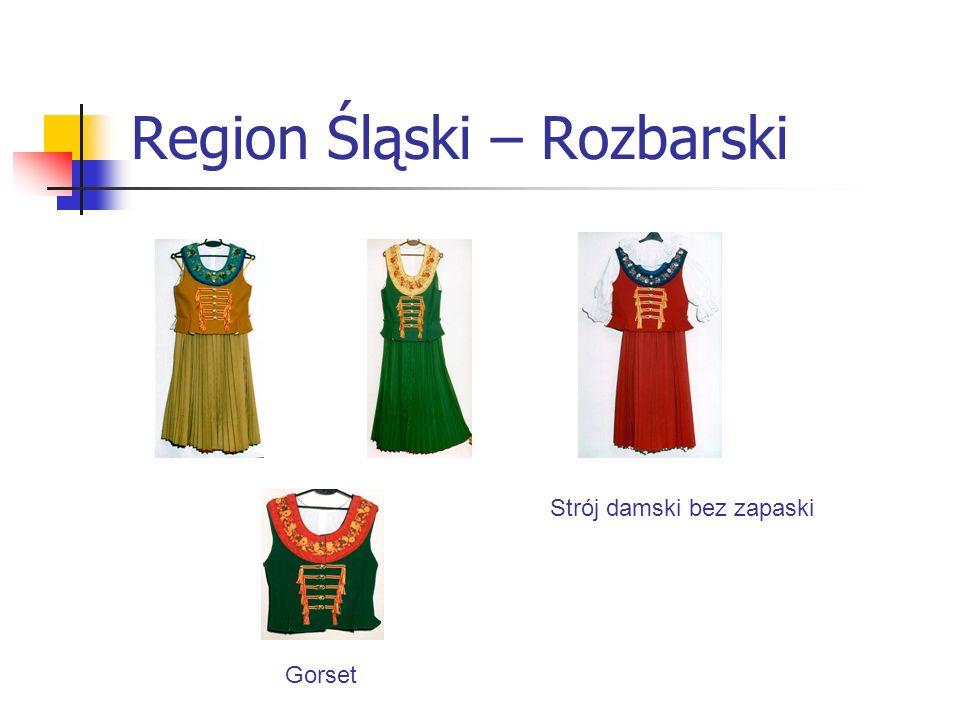 Region Śląski – Rozbarski