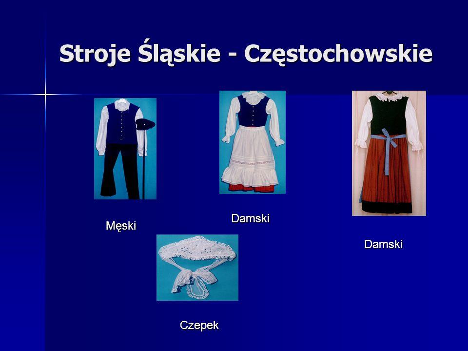 Stroje Śląskie - Częstochowskie