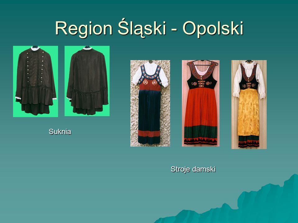 Region Śląski - Opolski
