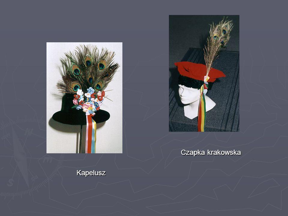 Czapka krakowska Kapelusz