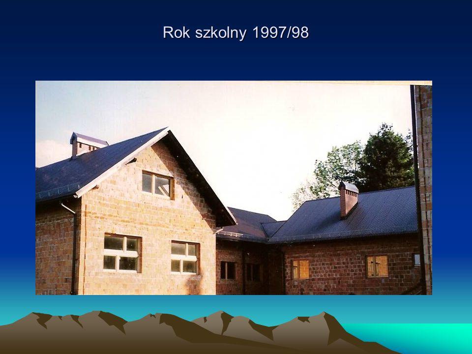 Rok szkolny 1997/98
