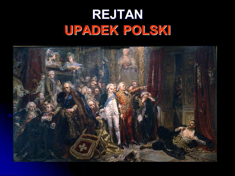 REJTAN UPADEK POLSKI