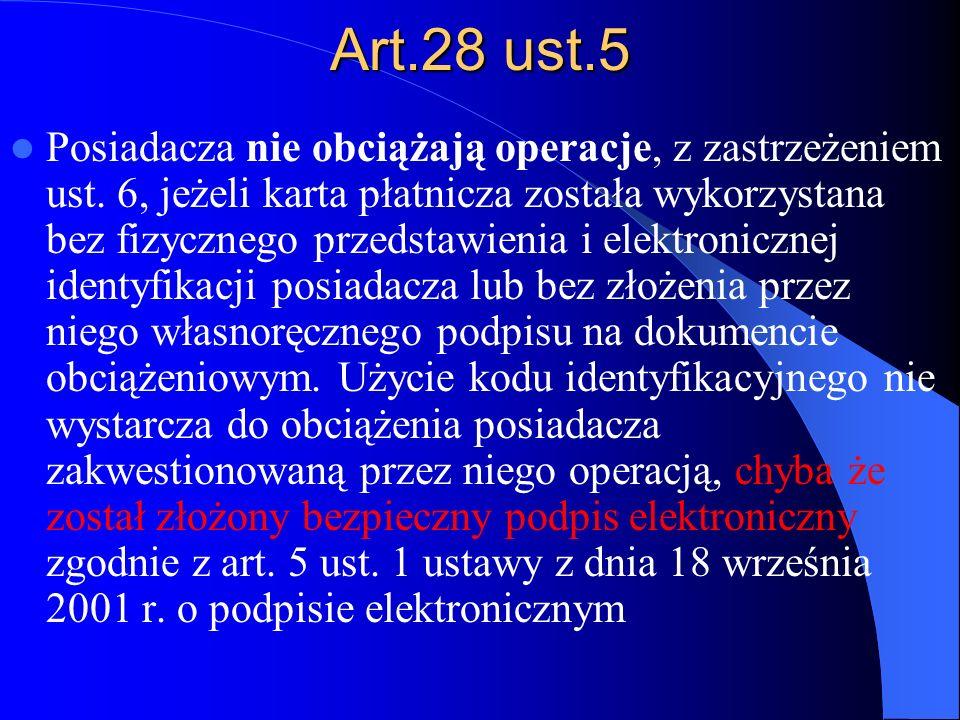 Art.28 ust.5