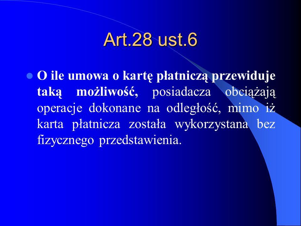 Art.28 ust.6